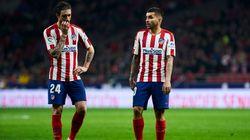Ángel Correa y Sime Vrsaljko son los dos positivos por coronavirus en el Atlético de