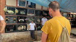 Comienza la exhumación de 26 represaliados por el franquismo en una fosa común en
