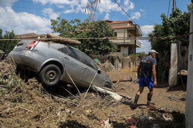 Εισαγγελική παρέμβαση για τις φονικές πλημμύρες στην