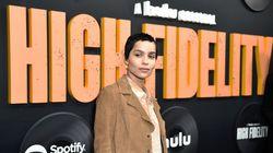 Zoe Kravitz dénonce le manque de diversité sur Hulu après l'annulation de sa