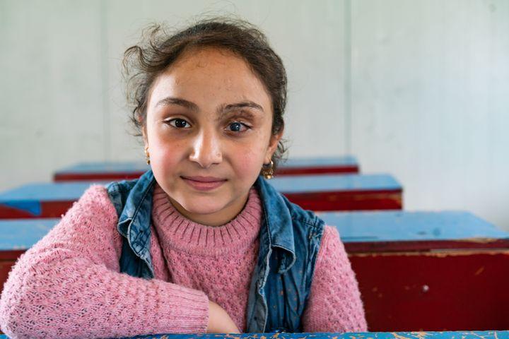 Malak from Mosul, Iraq