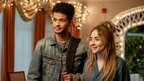 """Jordan Fisher and Jake Taylor in """"Work It"""" on Netflix."""