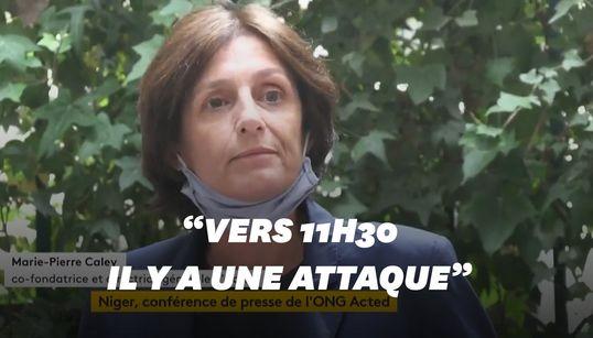 La directrice de l'ONG Acted raconte les circonstances de l'attentat au