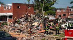 ΗΠΑ: Μεγάλη έκρηξη σε συνοικία της Βαλτιμόρης από διαρροή