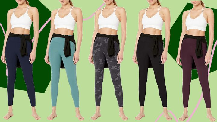 "These <a href=""https://amzn.to/3gLnVzl"" target=""_blank"" rel=""noopener noreferrer"">Core 10 leggings</a> have pockets &mdash; plus, you can get them for 20% off."