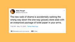 45 Tweets About Grocery Shopping In The Age Of