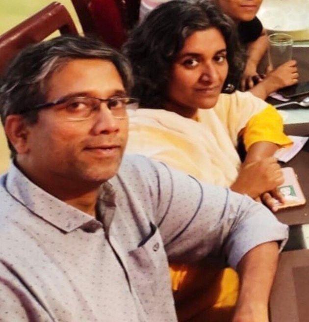 Professor Hany Babu and Dr Jenny