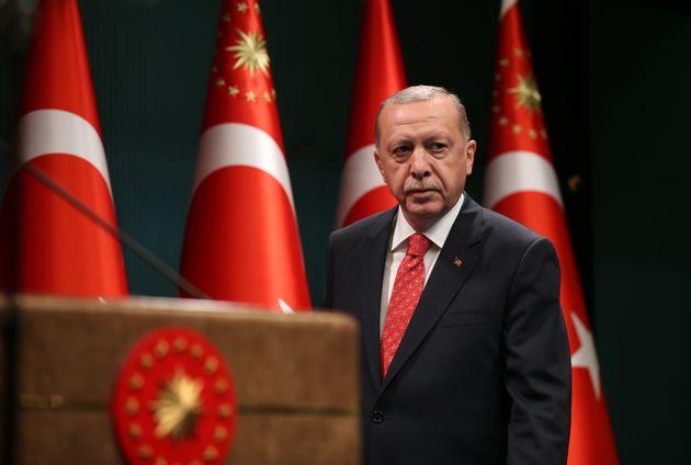 Ερντογάν: Γελοίοι και αβάσιμοι οι ισχυρισμοί της