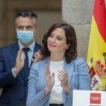 Díaz Ayuso, de vacaciones en Cáceres sin