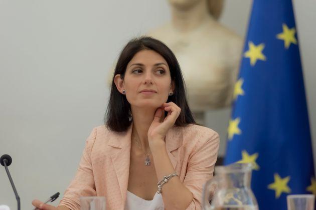Virginia Raggi si ricandida a sindaca di Roma: