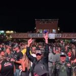 Smash Mouth Holds Concert For Thousands, Tells Crowd: 'F**k That