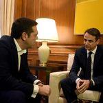 Ο Μητσοτάκης ενημερώνει τους πολιτικούς αρχηγούς για τις εξελίξεις με την