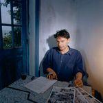 Laurent Vicomte, l'auteur de la BD