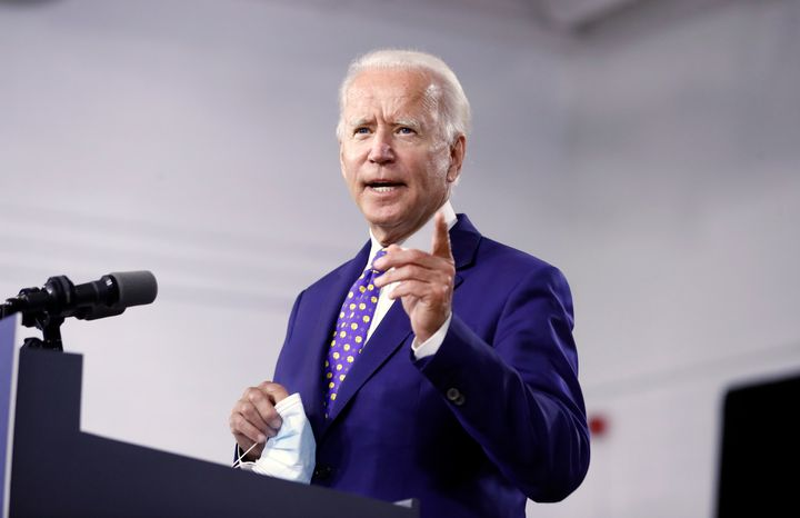 Former Vice President Joe Biden has received the support of a number of Republicans who are disillusioned with President Dona