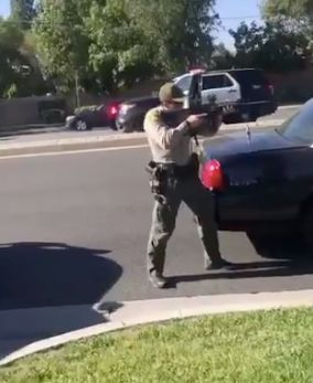 Deputies Pull Guns On Black Teens After Caller Reports A Man Threatened Them With A Knife