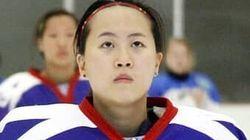 남자 아이스하키팀 최초로 여성 코치가