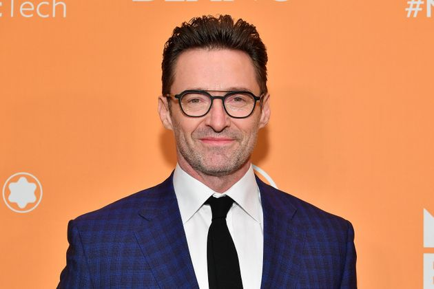 Hugh Jackman attends the Montblanc MB01 Headphones & Summit 2+ Launch Party at World of McIntosh...