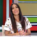Lorena Castell reaparece con un nuevo 'look' en 'Zapeando':