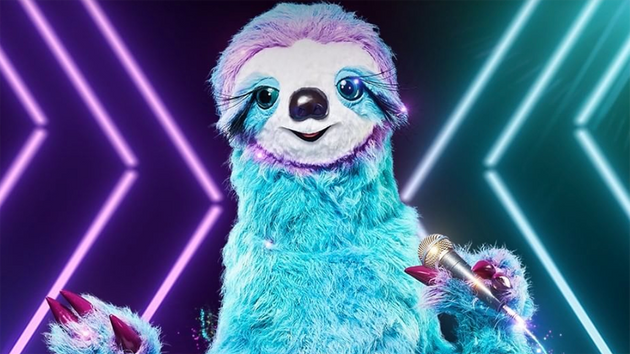 The Sloth on 'The Masked