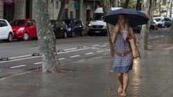 Nueva DANA en España: alerta por tormentas, granizo y viento y temperaturas de hasta 12 grados