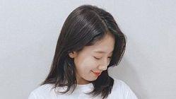 박신혜가 극찬한 시각장애인 예술가의 티셔츠
