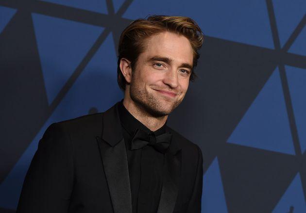 Robert Pattinson Got Caught Telling A Huge Lie About His Batman