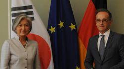 독일이 G7 확대시 한국 참가에 반대한다는 건