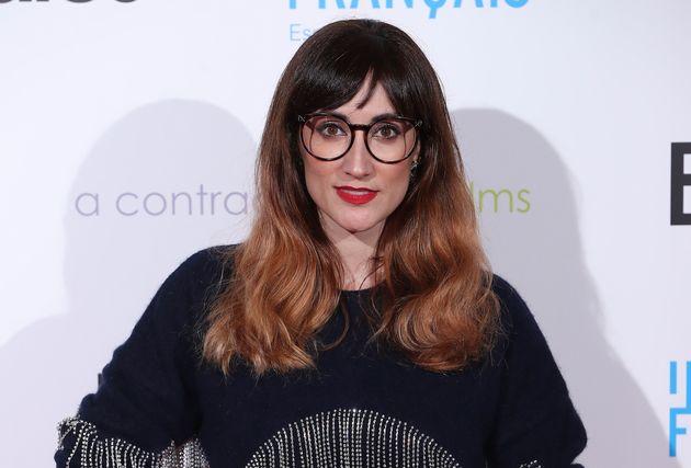 La presentadora Ana