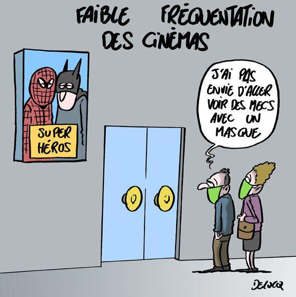 Les Français boudent le cinéma et vous ne devinerez jamais