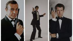 Σον Κόνερι, Τίμοθι Ντάλτον και Πιρς Μπρόσναν, οι πιο αγαπημένοι Μποντ όλων των