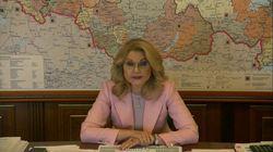 La vice premier russa Golikova:
