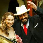Nicoletta Mantovani, vedova di Pavarotti, si risposa: