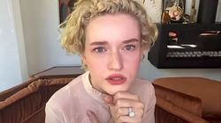 Watch Ozark Star Julia Garner Impersonate Britney Spears And Gwen Stefani To A