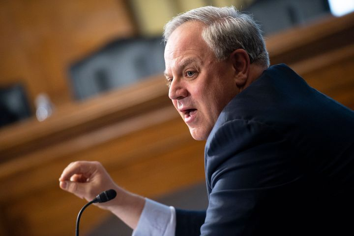 David Bernhardt, a former oil and gas lobbyist, was confirmedas the 53rd secretary of the Interior Department in April