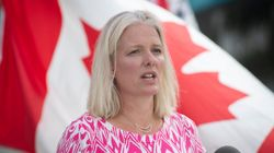 Video Shows Man Berating Catherine McKenna's Staff At Ottawa