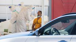 73 migranti positivi a Pozzallo, arriva