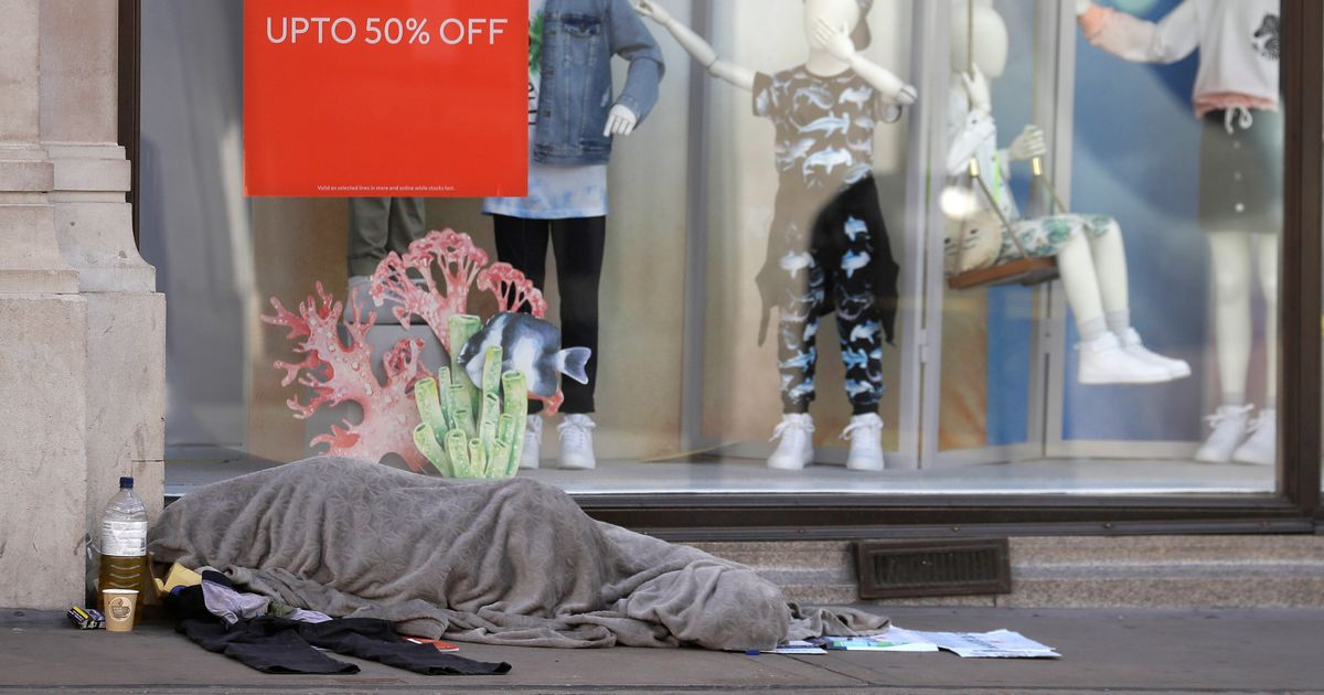 Councils Trigger Emergency Support For Rough Sleepers Amid Heatwave