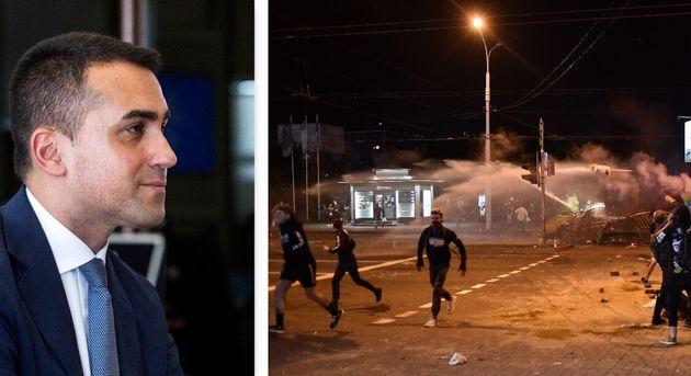 Luigi Di Maio batta un colpo sulla Bielorussia