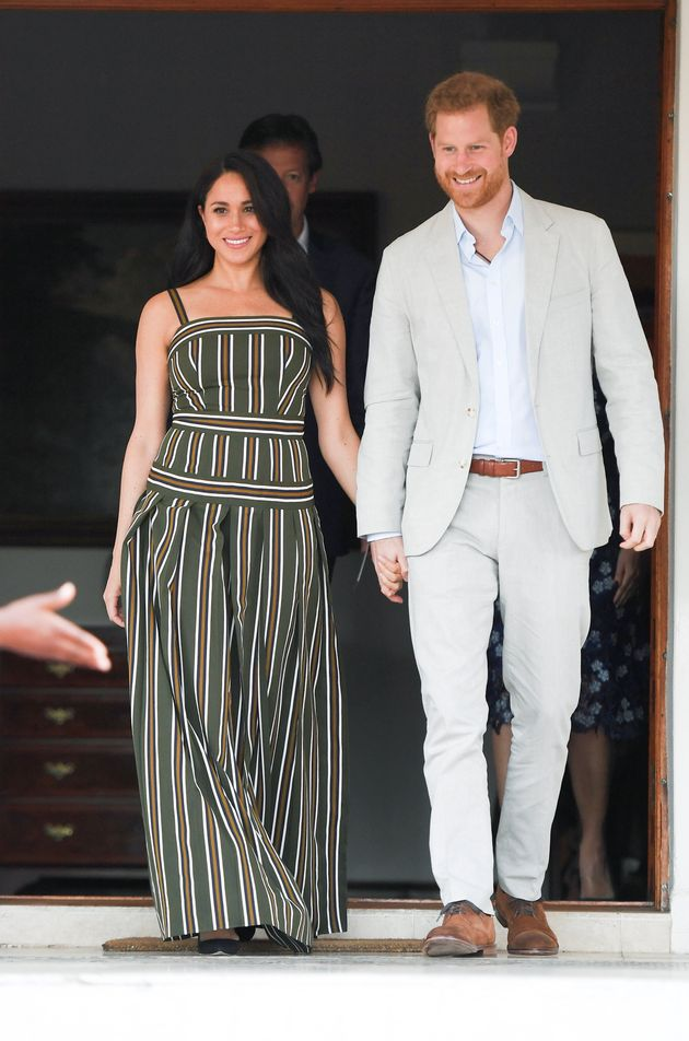 The Duke and Duchess of Sussex are fans of