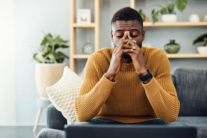 Even if you haven't been infected with COVID-19, you can still experience the physical effects of the pandemic, like headaches, joint pain, inflammation of skin and gastrointestinal problems.