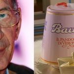Morto Alberto Bauli: addio al re del pandoro di
