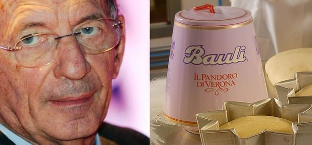 Morto Alberto Bauli: addio al re del pandoro di Verona