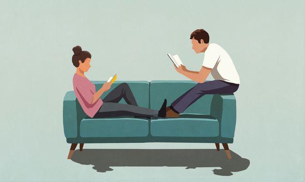 Qu'il s'agisse d'une initiative personnelle ou d'un choix imposé, la lecture d'un livre peut tout faire ...