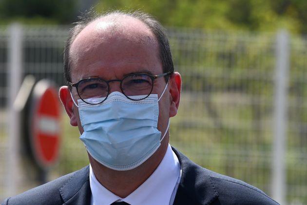 Jean Castex, ici en déplacement à Montpellier, le 11 août 2020.