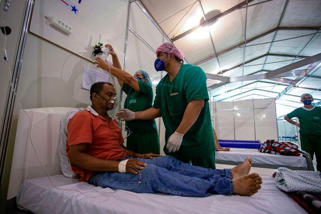 O novo coronavírus já causou mais de 737 mil mortes no mundo. São cerca de 20,1...