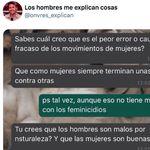 17 hombres explicando cosas absurdas a las mujeres sin ser