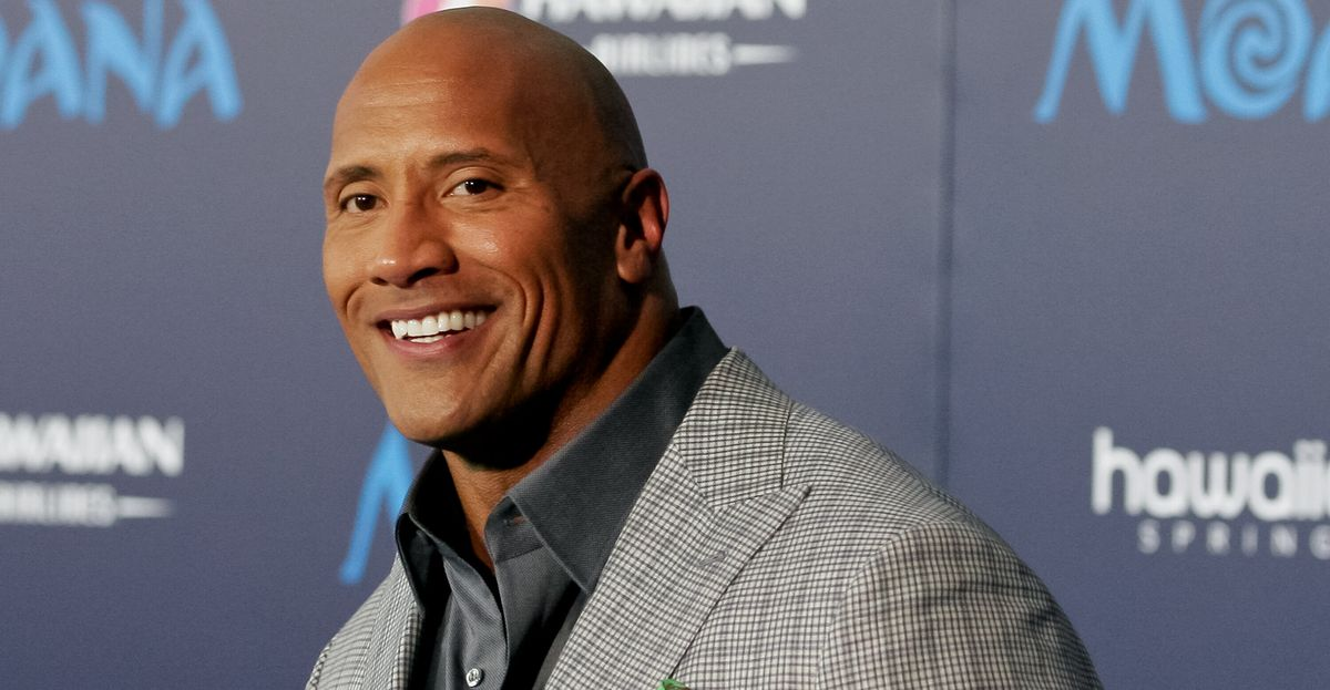 Dwayne Johnson Tries To Convince His Daughter He's In Moana. Fails.