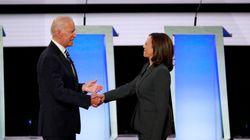 Kamala Harris choisie par Joe Biden pour être sa