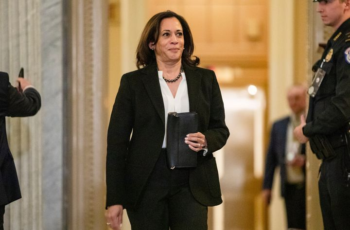 In 2011 and 2013, Donald Trump donated a total of $6,000 to Kamala Harris' campaign for California attorney general.