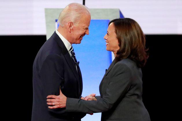 Harris, que quando eleita ―em 2016― se tornou a segunda mulher negra da história do Senado norte-americano,...
